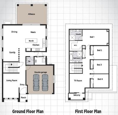 casas modulares chalet 5