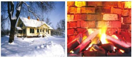 casas prefabricadas Resistencia del techo a la nieve y Resistencia al fuego