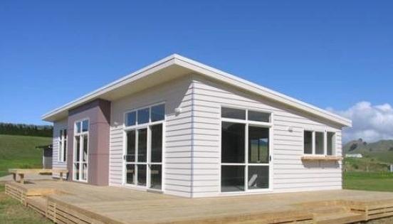 Viviendas modulares de 60 metros cuadrados