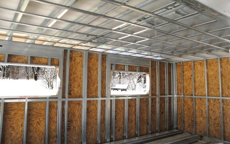 Steel Framing sistema